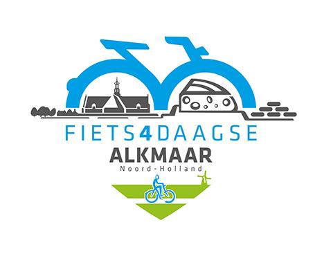 Fiets4Daagse Alkmaar 2018